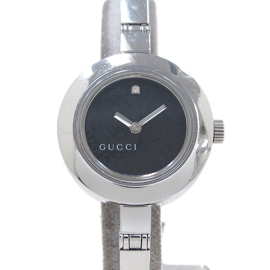 "Image of ""Gucci 105 Stainless Steel 26mm Watch"""