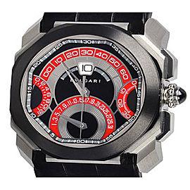 Bulgari OCTO Automatic Chrono Date Mens Watch BGO45C9SCLDCHQR