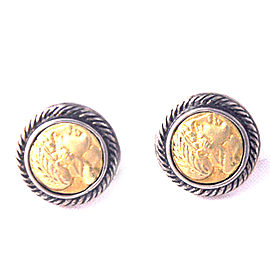 BJC Behnam Samuel B Roman Coin Fred Earrings