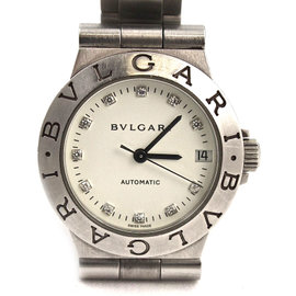 Bvlgari Bulgari Diagono Fabrique En Suisse Automatic LCV 29 S Watch