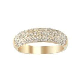 18K Rose Gold Diamond