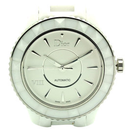 Christian Dior VIII CD1245E3C001 38mm White Ceramic Automatic Watch