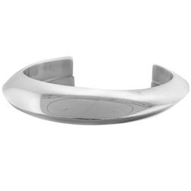 Georg Jensen Sterling Silver Modernist Cuff Bracelet