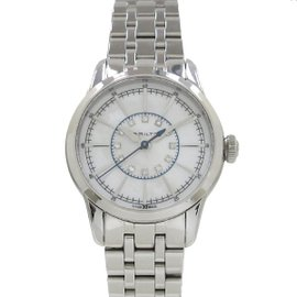 Hamilton Railroad H40311191 Stainless Steel Quartz 28mm Womens Watch
