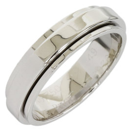 Pieget 18K White Gold Band Ring
