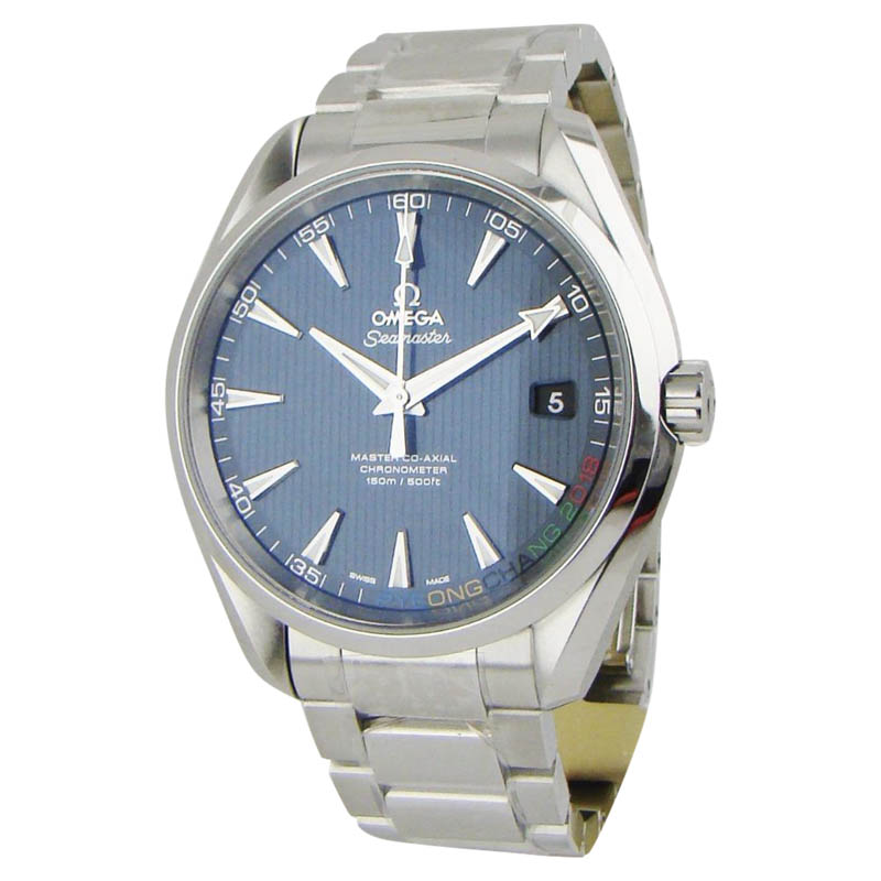 "Image of ""Omega Seamaster Stainless Steel 41.5mm Mens Watch"""