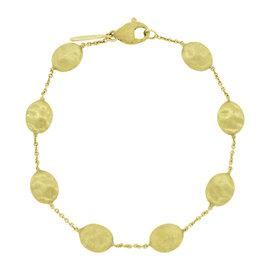 Marco Bicego 18K Yellow Gold Siviglia Bead Bracelet