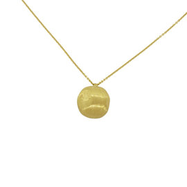 Marco Bicego 18K Yellow Gold Pendant Necklace