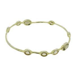 Ippolita 18K Yellow Gold Rock Candy Citrine Bracelet