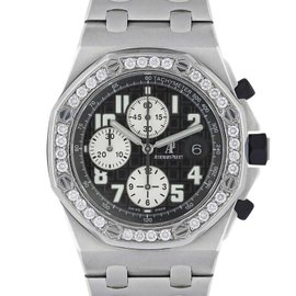 Audemars Piguet Royal Oak Offshore Stainless Steel 44mm Mens Watch