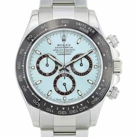 Rolex Daytona 116505 Stainless Steel 40mm Mens Watch