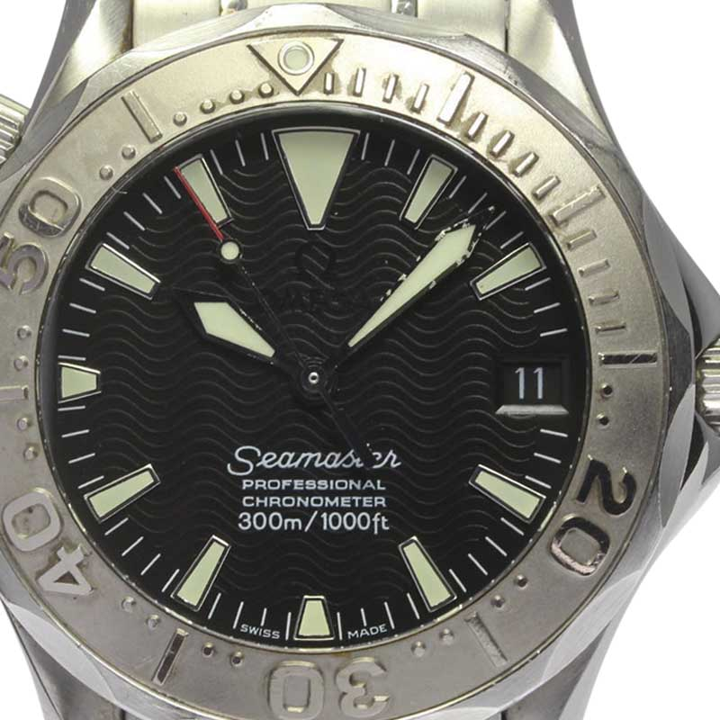 "Image of ""Omega Seamaster Professional 2236.50 Automatic 36mm Unisex Wrist Watch"""