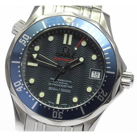 Omega Seamaster Professional 300 2222.80 Stainless Steel Automatic 36mm Mens Watch