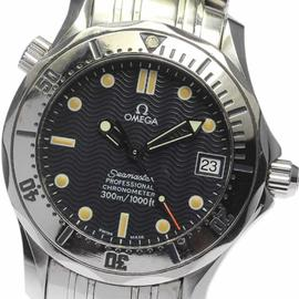 Omega Seamaster Professional 300m 2552.80 Stainless Steel Automatic 36mm Mens Watch