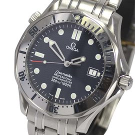 Omega Seamaster Professional 300 2532.80 Stainless Steel Automatic 41mm Mens Watch