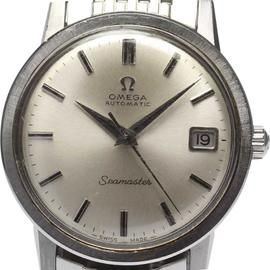 Omega Seamaster Stainless Steel Automatic 36mm Mens Watch