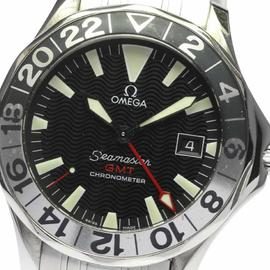 Omega Seamaster 2534.50 Stainless Steel with Black Dial 41mm Mens Watch