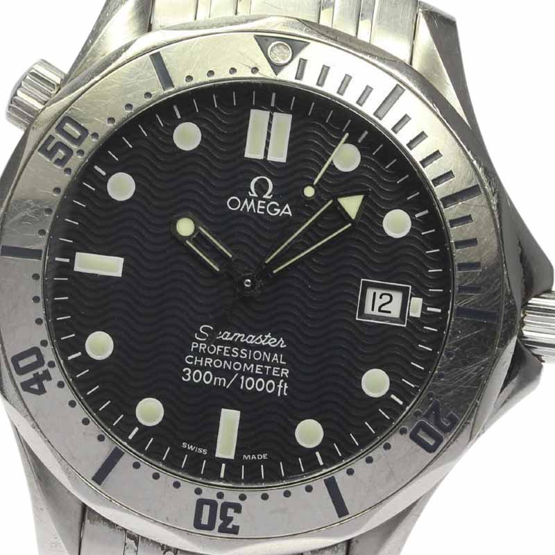 """Image of """"Omega Seamaster Professional 300 2532.80 Automatic Stainless Steel"""""""