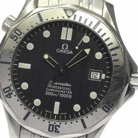 Omega Seamaster Professional 300 2532.80 Automatic Stainless Steel 41mm Mens Watch