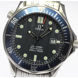 Omega Seamaster Professional 2541.80 Stainless Steel Quartz 41mm Mens Watch