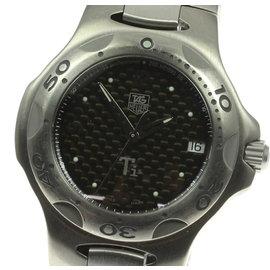 Tag Heuer Kirium WL1181 Stainless Steel 37mm Mens Watch
