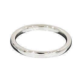 Van Cleef & Arpels Platinum Pt950 Ring Size 9
