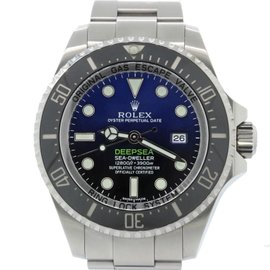 Rolex Sea-Dweller 116660 Stainless Steel 44mm Mens Watch
