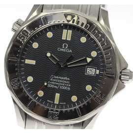 Omega Seamaster 2532.80 Stainless Steel 41mm Mens Watch