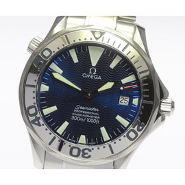 Omega Seamaster Professional 300m 2255.80 Stainless Steel Automatic 41mm Mens Watch