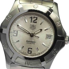 Tag Heuer WN2110 Stainless Steel Automatic 38mm Mens Wrist Watch