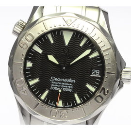 Omega Seamaster Professional 300 2236.50 Stainless Steel Automatic 36mm Mens Wrist Watch