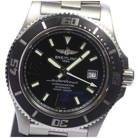 Breitling Superocean A17391 Stainless Steel Automatic 44mm Men's Watch
