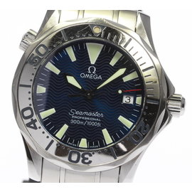 Omega Seamaster Professional 300m 2263.80 Stainless Steel Quartz 36mm Mens Watch