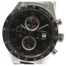 Tag Heuer Carrera CAR2A10-2 Stainless Steel Automatic 44mm Men's Watch
