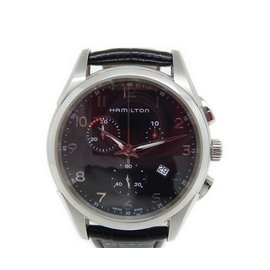 Hamilton H38612733H386120 Stainless Steel / Leather 44mm Mens Watch