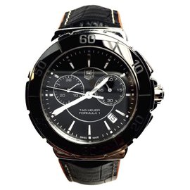 Tag Heuer Formula 1 Stainless Steel 41.50mm Mens Watch