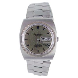 Omega Constellation Stainless Steel Vintage 40.5mm Mens Watch
