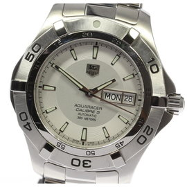 Tag Heuer Aquaracer WAF2011 Stainless Steel Automatic 42mm Mens Watch