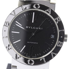 Bulgari BB33SS Stainless Steel Automatic 33mm Unisex Watch