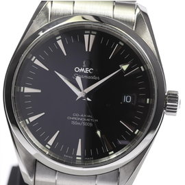 Omega Seamaster Aqua Terra 2503.50 Stainless Steel Automatic 39mm Mens Wrist Watch