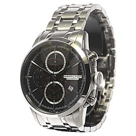 Hamilton Railroad H406560 Stainless Steel Automatic 43mm Mens Watch