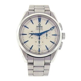Omega Seamaster Aqua Terra 2512.30.00 Stainless Steel Automatic 42mm Mens Watch