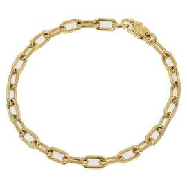 Cartier 18K Yellow Gold Spartacus Link Bracelet