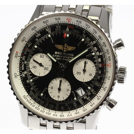 Breitling Navitimer A23322 Stainless Steel Automatic 41mm Mens Watch