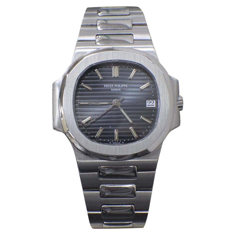 "Image of ""Patek Philippe Nautilus 3800 / 1A Stainless Steel Automatic 37mm Mens"""