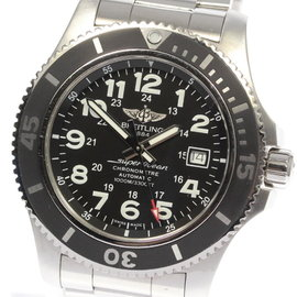 Breitling Superocean II A17392 Stainless Steel Automatic 44mm Mens Watch