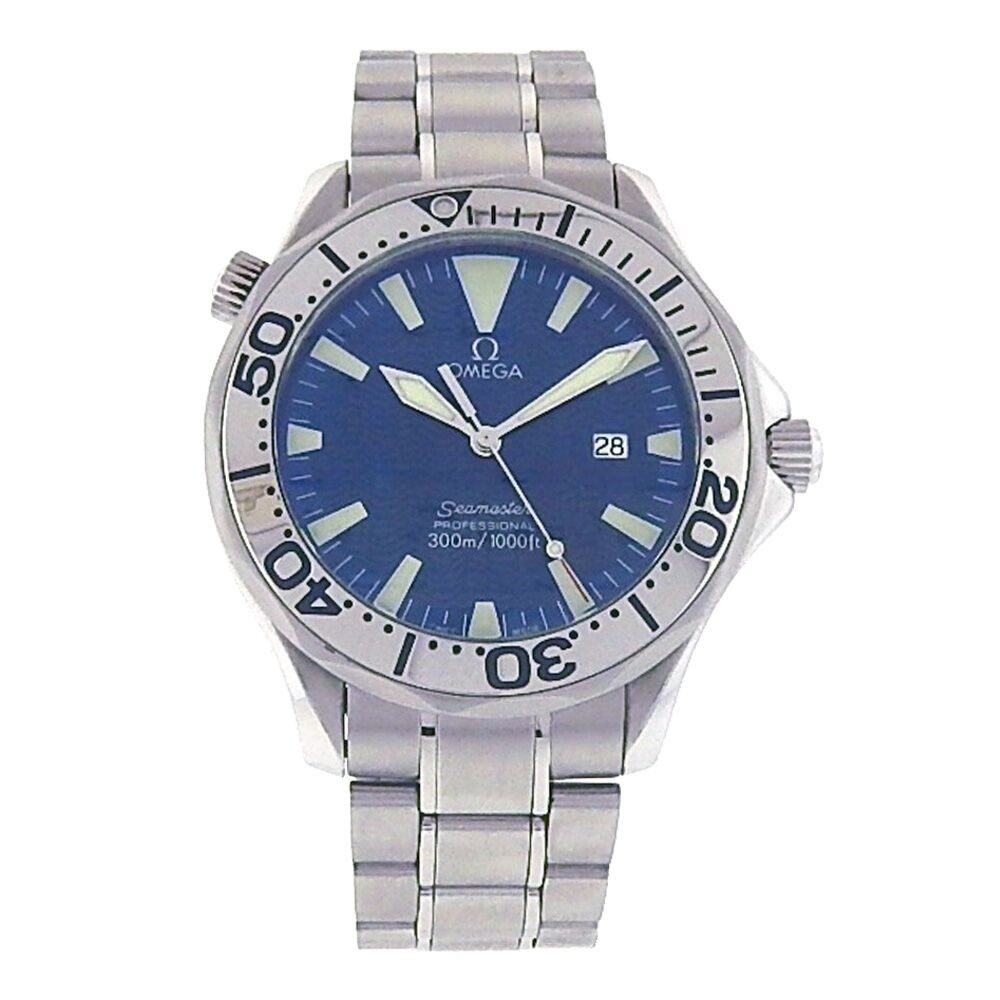 """Image of """"Omega Seamaster Professional 2265.80.00 Stainless Steel Automatic 41mm"""""""