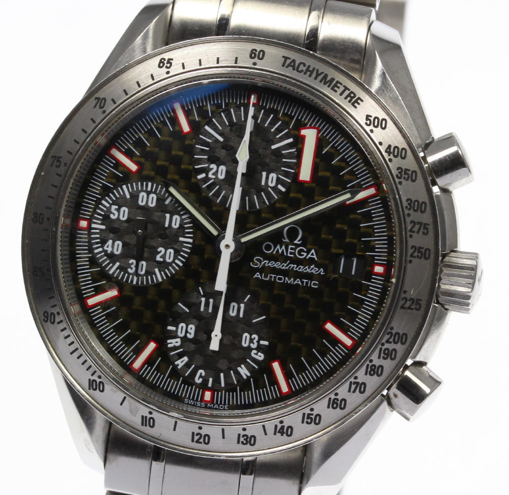 """Image of """"Omega Speedmaster 3519.50 Stainless Steel Automatic 39mm Mens Watch"""""""