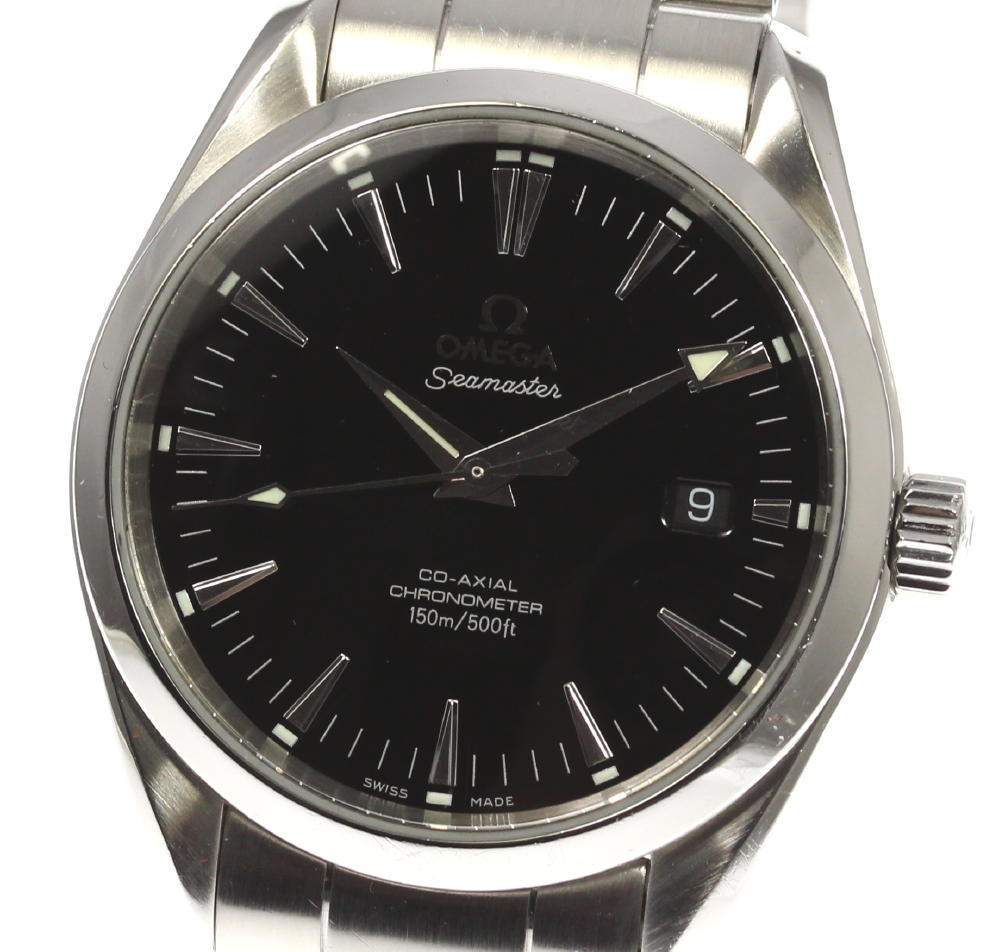 """Image of """"Omega Seamaster 2503.50 Stainless Steel Automatic 39mm Mens Watch"""""""