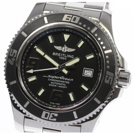 Breitling Superocean A17391/A189B77PRS Stainless Steel Automatic 44mm Mens Watch